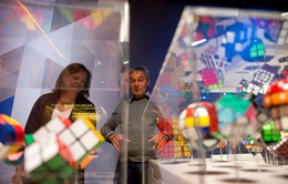 Triển lãm kỷ niệm 40 năm ra đời trò chơi Rubik