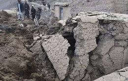 Afghanistan: Lở đất kinh hoàng, ít nhất 350 người thiệt mạng