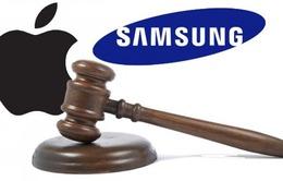 Apple thắng kiện 120 triệu USD trong vụ tranh chấp với Samsung