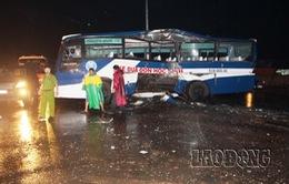 Gia Lai: TNGT nghiêm trọng, 41 hành khách và 2 tài xế thoát chết trong gang tấc