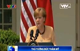 """Mỹ - Đức: Nga sẽ bị trừng phạt nếu không """"giảm nhiệt"""" ở Ukraine"""