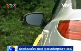 Vụ chìm phà Sewol: Taxi miễn phí hỗ trợ gia đình nạn nhân