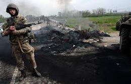 Nga: Ukraine phải chịu trách nhiệm về chiến dịch ở Slavyansk
