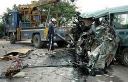Quảng Nam: 138 vụ tai nạn giao thông trong gần 4 tháng đầu năm