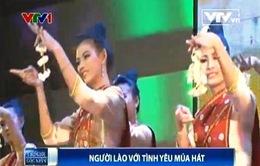 Tình yêu múa hát của người Lào