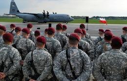 NATO tập trận ở Đông Âu