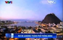Rio de Janeiro - Mô hình thành phố thông minh của tương lai?