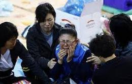Hàn Quốc hỗ trợ điều trị tâm lý cho gia đình nạn nhân vụ chìm phà Sewol