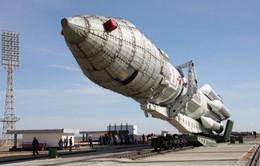 Tên lửa Nga mang vệ tinh Express-AM4R rơi xuống trái đất