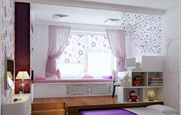 5 ý tưởng tuyệt vời cho phòng ngủ nhỏ