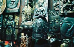 Nghề thủ công kim loại truyền thống Campuchia hồi sinh