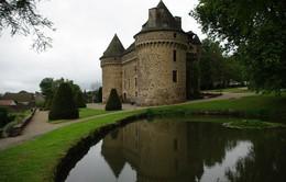 Khám phá thế giới: Lâu đài Auzers, Pháp