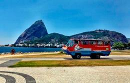 Xe du lịch lưỡng cư - Sản phẩm du lịch đặc sắc ở Brazil