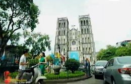 Khám phá kiến trúc cổ Hà Nội