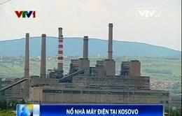 Kosovo: Nổ nhà máy điện, ít nhất 3 người tử vong