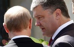Đã có dấu hiệu hạ nhiệt trong cuộc khủng hoảng Ukraine