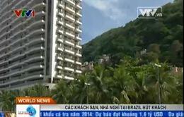World Cup - Mùa bội thu của khách sạn, nhà nghỉ ở Brazil