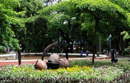 Thảo Cầm Viên và Công viên hoa Đà Lạt nằm trong những khu vườn đẹp nhất ASEAN