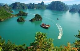 Vịnh Hạ Long lọt top những không gian xanh tốt nhất ở châu Á