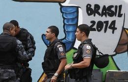 Brazil chi gần 1 tỷ USD cho vấn đề an ninh dịp World Cup 2014