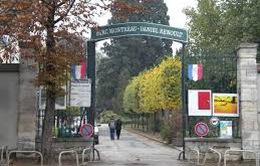 Công viên Montreau - Công viên Bác Hồ tại Paris