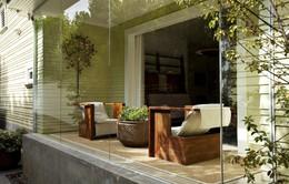 Phòng tận hưởng thiên nhiên - Xu hướng mới trong kiến trúc