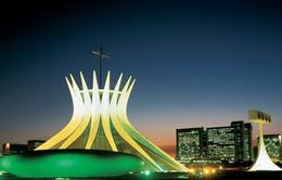 Vòng quanh Brasilia - Thành phố chủ nhà World Cup 2014