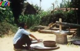 Ký ức Việt Nam: Câu chuyện dép cao su