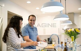 Muốn hạnh phúc, phụ nữ nên chọn bạn đời biết chia sẻ việc nhà!