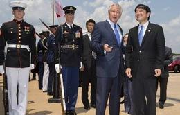 Mỹ - Nhật tăng cường hợp tác quốc phòng
