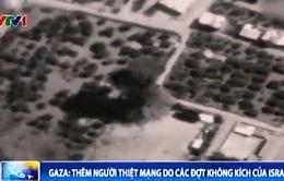 Gaza: Hơn 100 người thiệt mạng do các đợt không kích của Israel