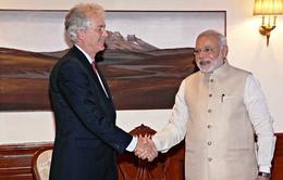 Mỹ xúc tiến quan hệ với chính quyền mới ở Ấn Độ