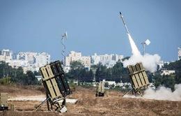 """Mỹ duyệt chi 225 triệu USD cho hệ thống """"Vòm sắt"""" của Israel"""