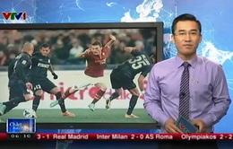 Bản tin Thể thao sáng 03/8/2014