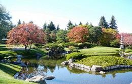 Nikka Yuko - Khu vườn Nhật đẹp như thiên đường ở Canada
