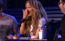 Jennifer Lopez lỡ miệng văng tục trong American Idol