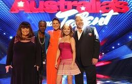 Australia's Got Talent bị hủy bỏ vì tỉ suất khán giả thấp