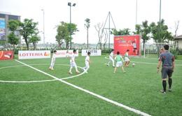 Khởi động Giải bóng đá nhí cấp câu lạc bộ năm 2013