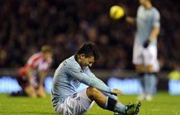 Premier League vòng 19: Không có quà cho nhà ĐKVĐ