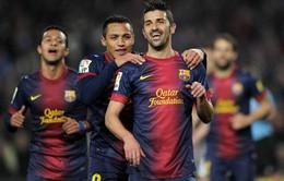 """La Liga vòng 19: """"Người khổng lồ"""" thử sức nhà giàu"""