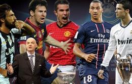 Những điểm nhấn Champions League lượt đi vòng 1/8