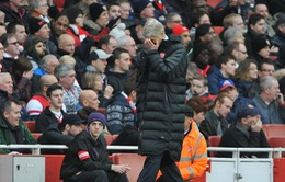 "Arsenal thua đau ở FA cúp, CĐV dọa ""trảm"" Wenger"