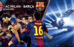 Barca quyết đánh chiếm San Siro