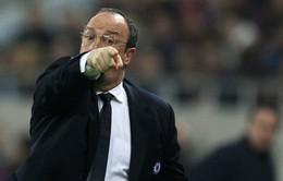 Europa League: Chelsea thua và Benitez lại đổ lỗi cho trọng tài