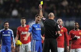 Đại chiến Man Utd – Chelsea còn 1 ngày: Tâm điểm trọng tài