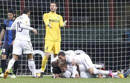 Vòng 1/8 Europa League: Tứ kết của người Anh