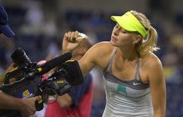 Sharapova đụng Kirilenko ở bán kết Indian Wells