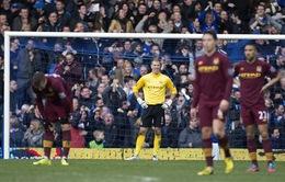Man City giã từ mộng đế vương ở Premier League