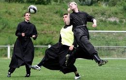 Bật mí về giải bóng đá ở Vatican