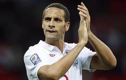 Rio Ferdinand xin rút khỏi ĐT Anh